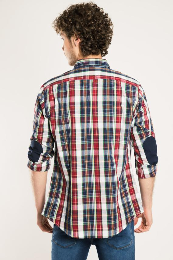 Trendy Camisa Koaj Leandro Button Down M/l 4/16
