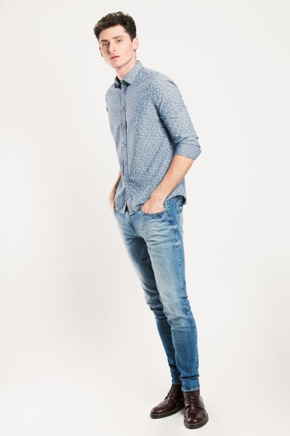 Glam Camisa Koaj Leonidas Cc With Stays Ml 4/