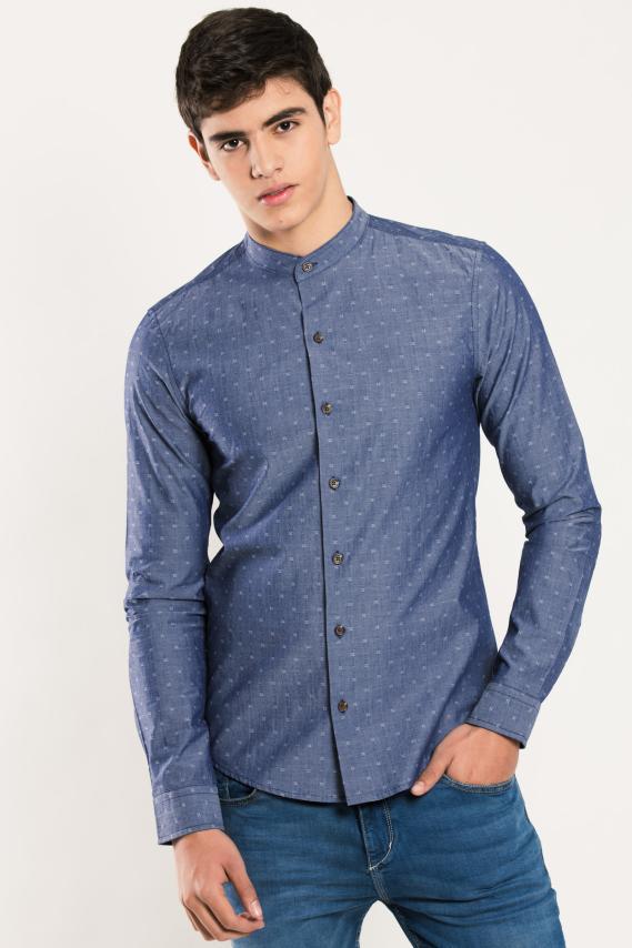 Trendy Camisa Koaj Tiga Super Slim Ml 4/16