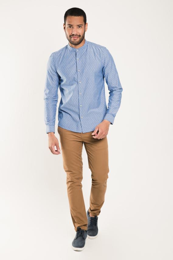 Trendy Camisa Koaj Perseo Slim Ml 4/16
