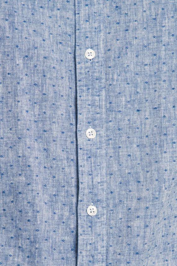 Glam Camisa Koaj Ixalot Internal Button Ml 4/