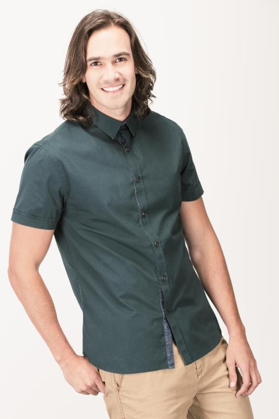 Chic Camisa Koaj Adiv C.c With Stays Mc 4/16