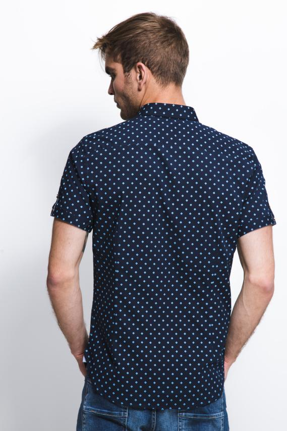 Jeanswear Camisa Koaj Bayen Super Slim Mc 4/17