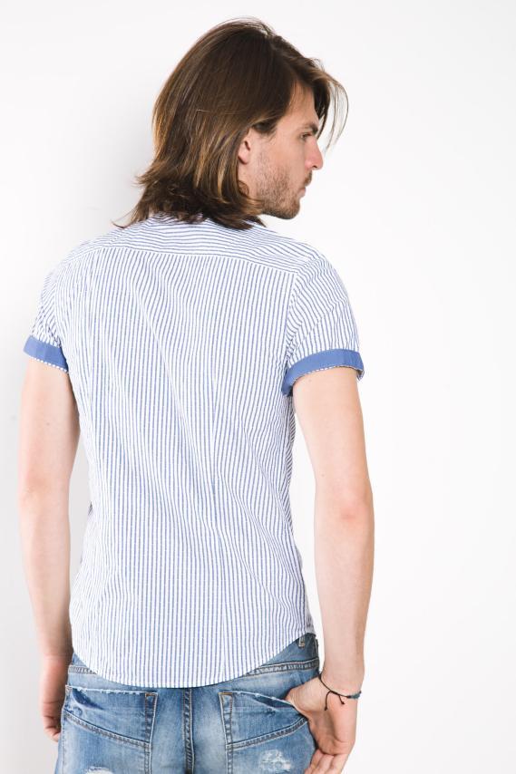 Chic Camisa Koaj Kane Super Slim M/c 4/17