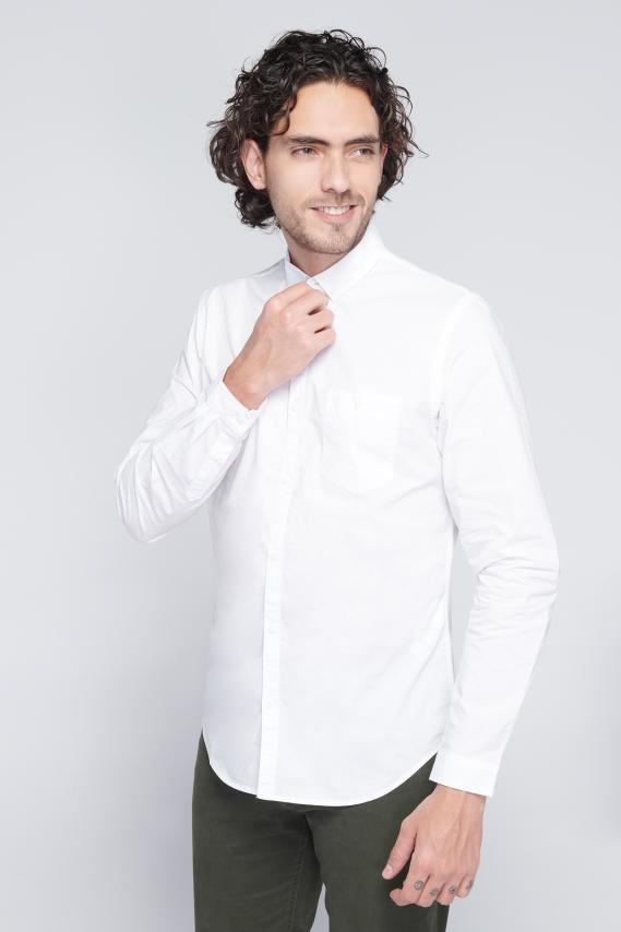 Koaj Camisa Koaj Basica 2a Button Down Ml 4/1