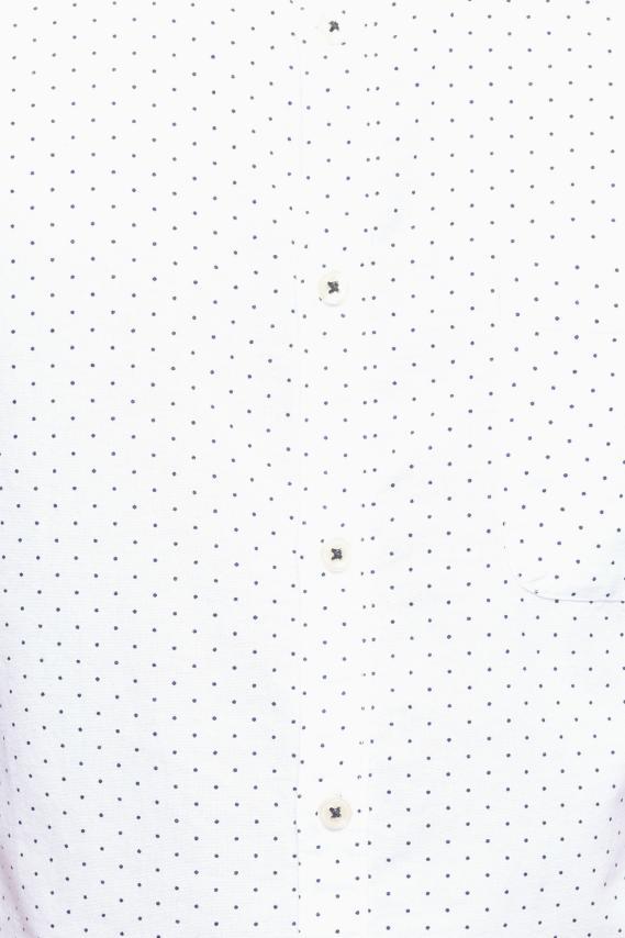 Koaj Camisa Koaj Abhasi Button Down Mc 4/18