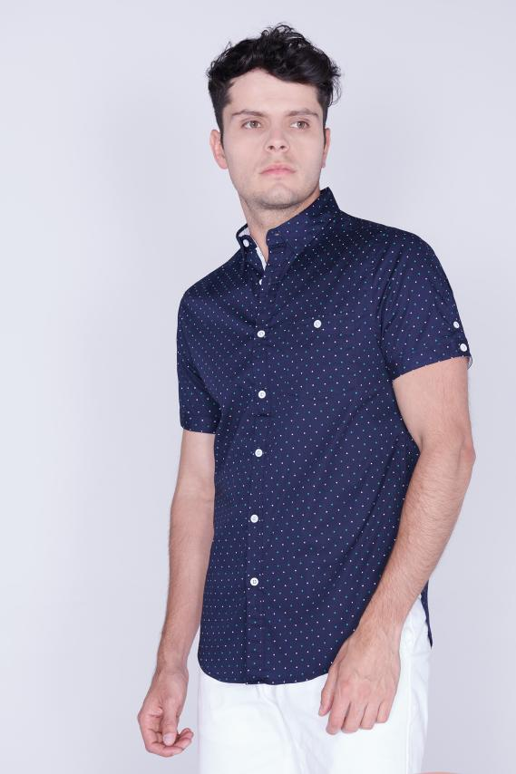 Jeanswear Camisa Koaj Nahalo Super Slim Mc 4/18