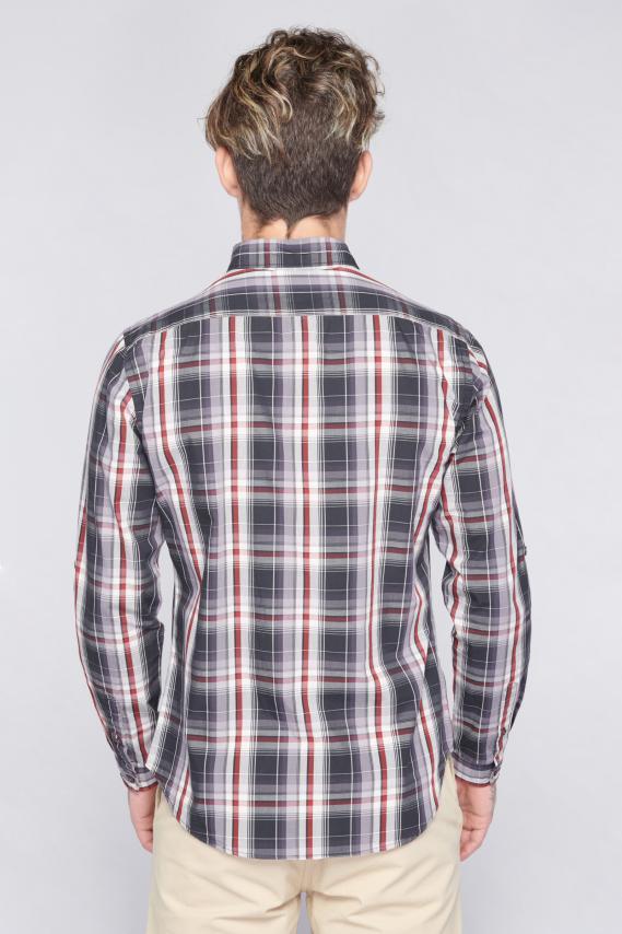 Koaj Camisa Koaj Rado Button Down Ml 4/18
