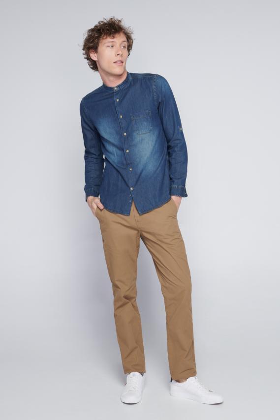 Koaj Camisa Koaj Nattan 2 Slim  M/l 4/18