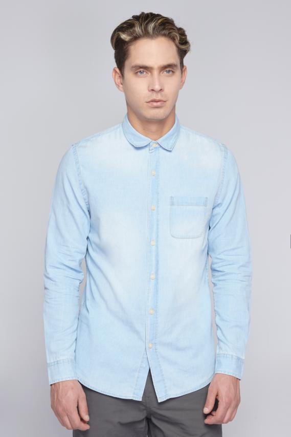 Koaj Camisa Koaj Alicio Sport Collar M/l 4/18