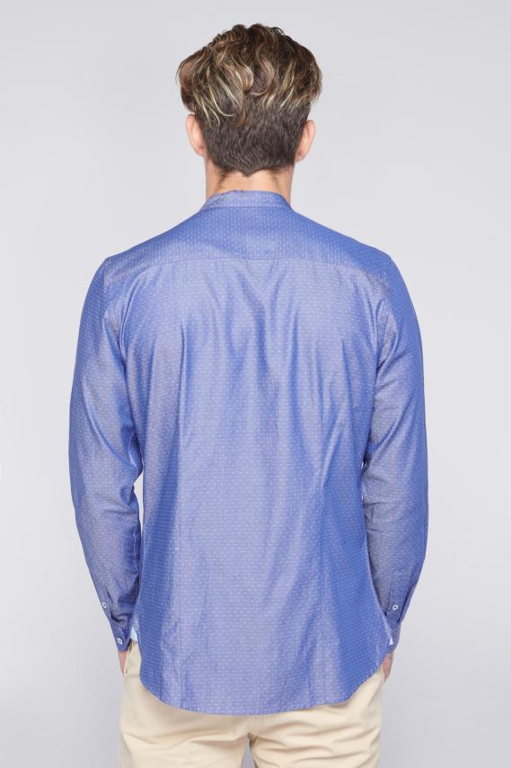 Koaj Camisa Koaj Fluro Slim M/c 4/18