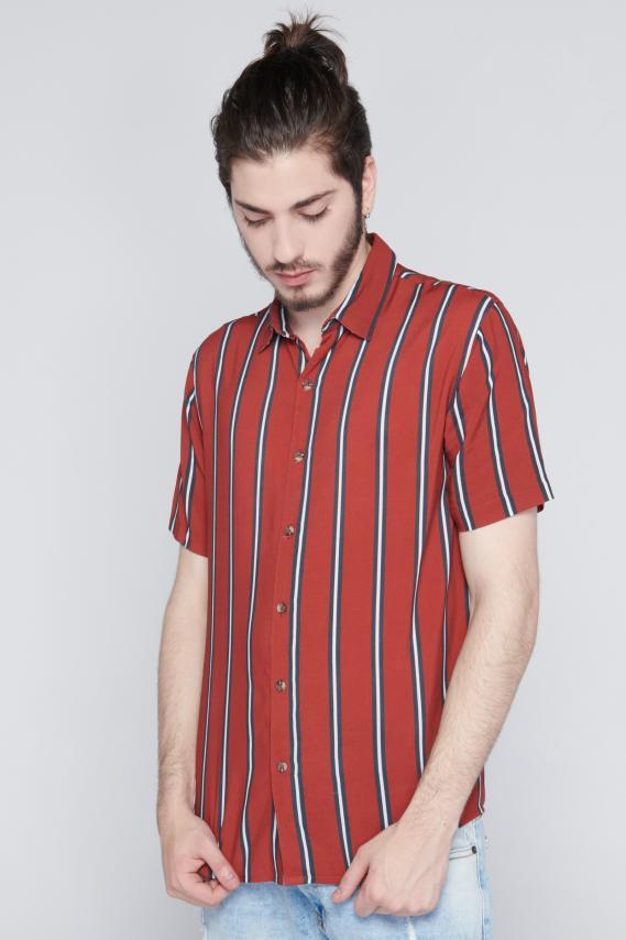Koaj Camisa Koaj Sarpi Sport Collar M/c 4/18