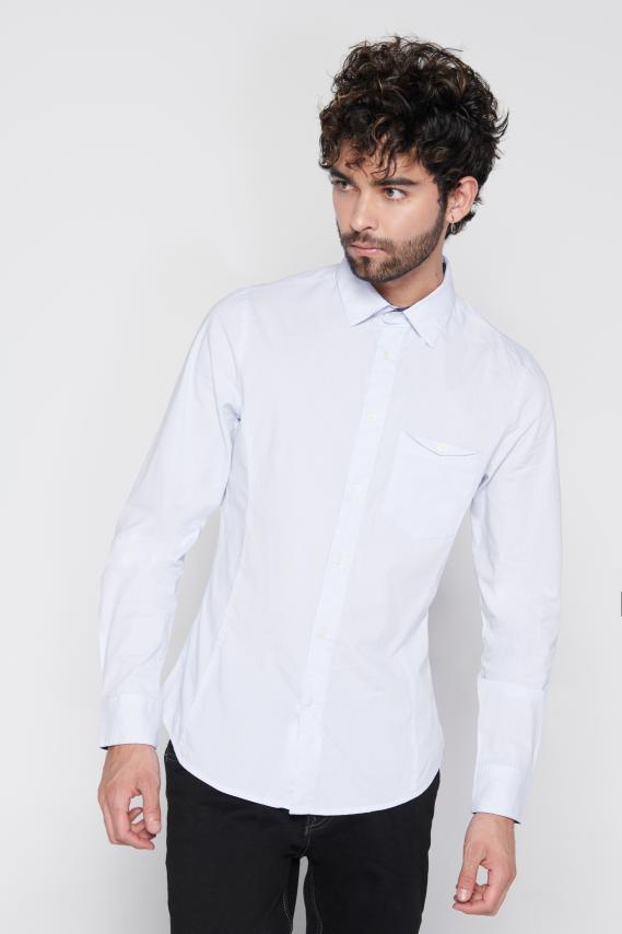 Koaj Camisa Koaj Jasum Super Slim Ml 1/19