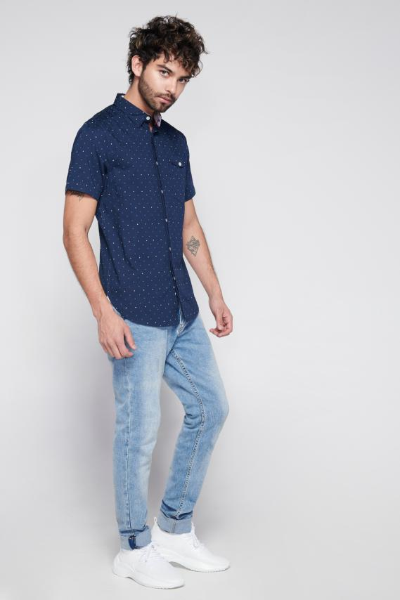 Koaj Camisa Koaj Madox Super Slim M/c 1/19