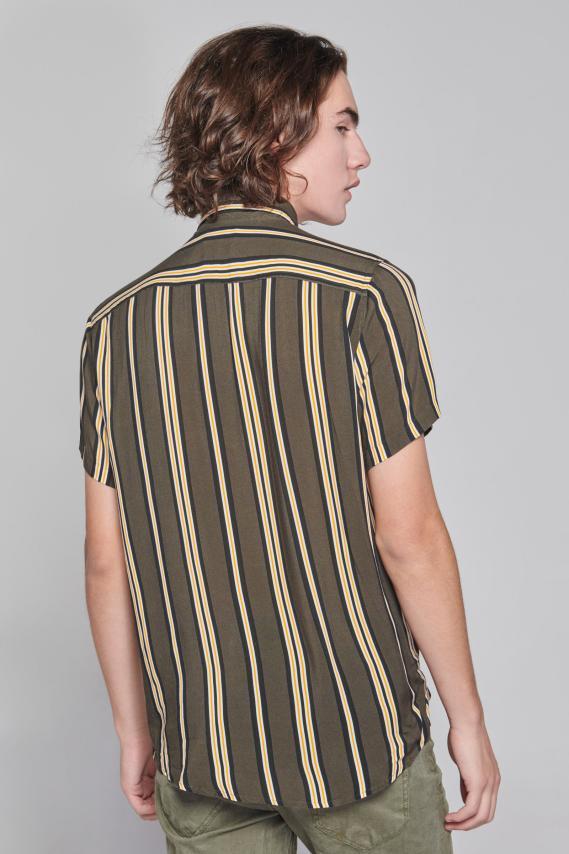 Koaj Camisa Koaj Akis Sport Collar M/c 1/19