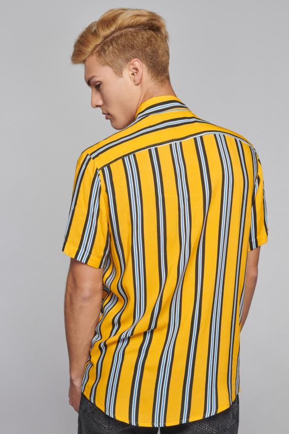 Koaj Camisa Koaj Akis 1 Sport Collar M/c 1/19