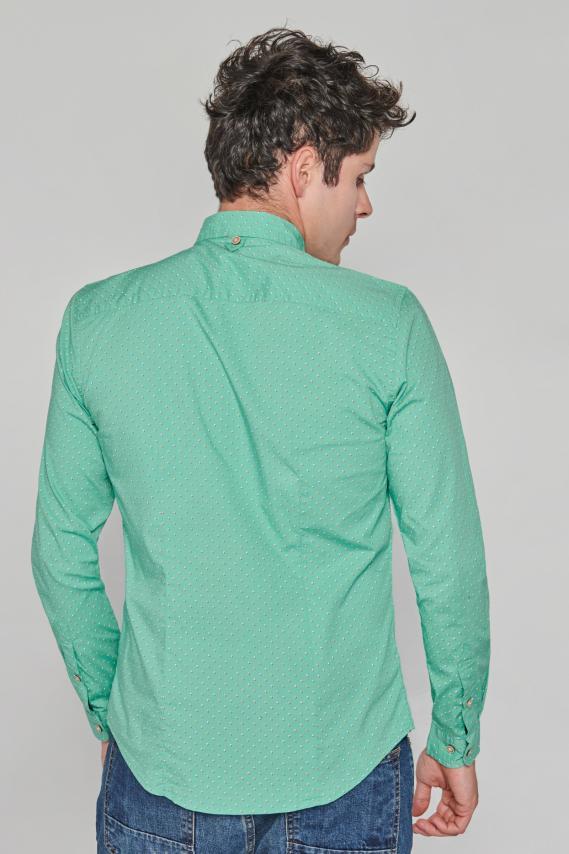 Koaj Camisa Koaj Boni Sport Collar M/l 2/19