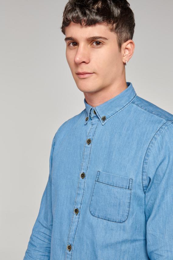 Koaj Camisa Koaj Plurk Button Down Ml 2/19