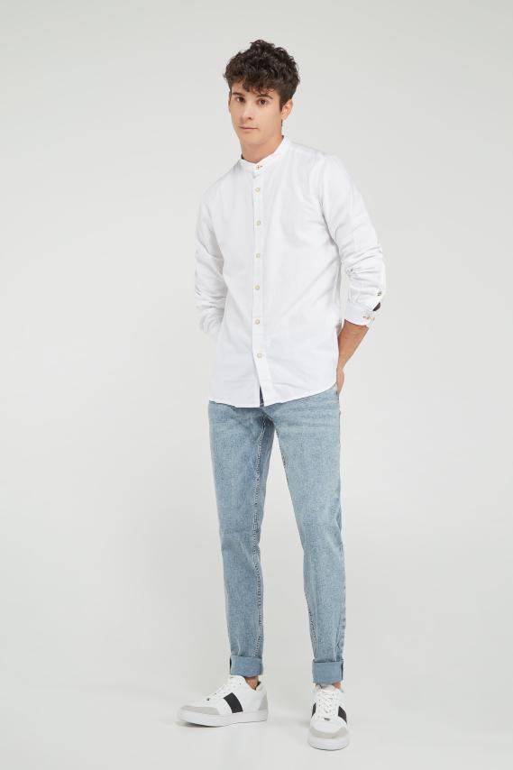 Koaj Camisa Koaj Vunny Slim M/l 2/19