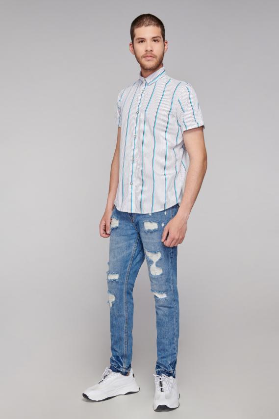 Koaj Camisa Koaj Stan Sport Collar M/c 2/19