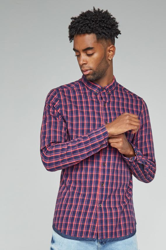 Koaj Camisa Koaj Brimit Button Down M/l 2/19