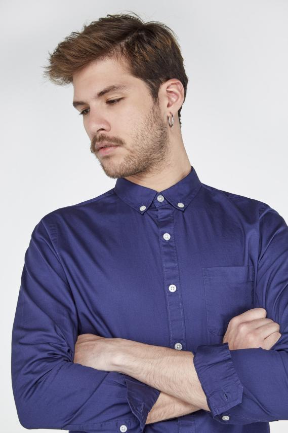 Koaj Camisa Koaj Miliano 1 Button Down Ml 1/1