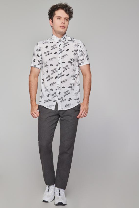 Koaj Camisa Koaj Teryt Sport Collar M/c 2/19