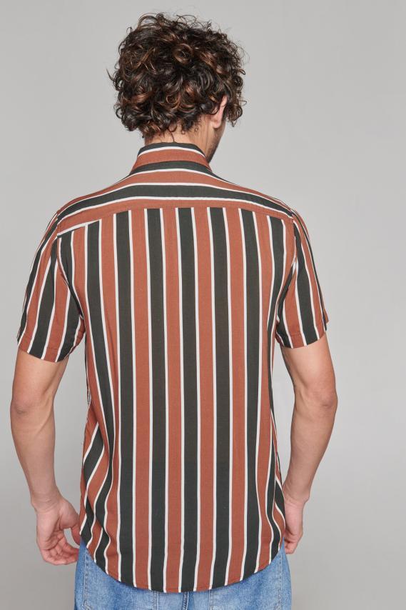 Koaj Camisa Koaj Lare Sport Collar Mc 2/19