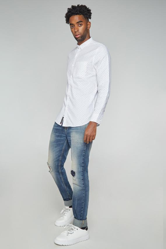 Koaj Camisa Koaj Aury Button Down Ml 3/19