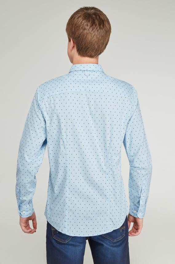 Koaj Camisa Koaj Pieryt Sport Collar M/l 3/19