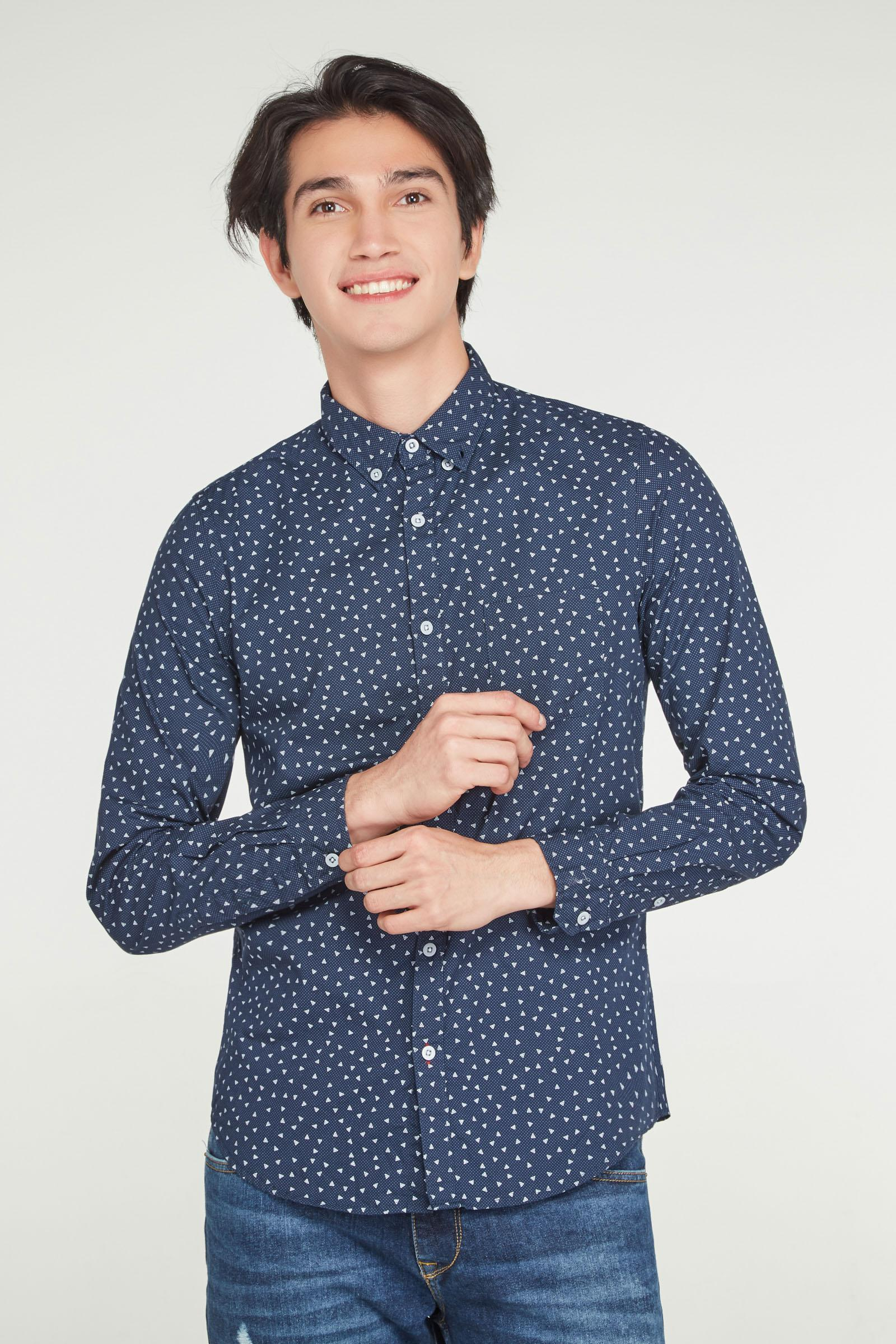 KOAJ-CAMISA KOAJ BELINO BUTTON DOWN ML 4/19