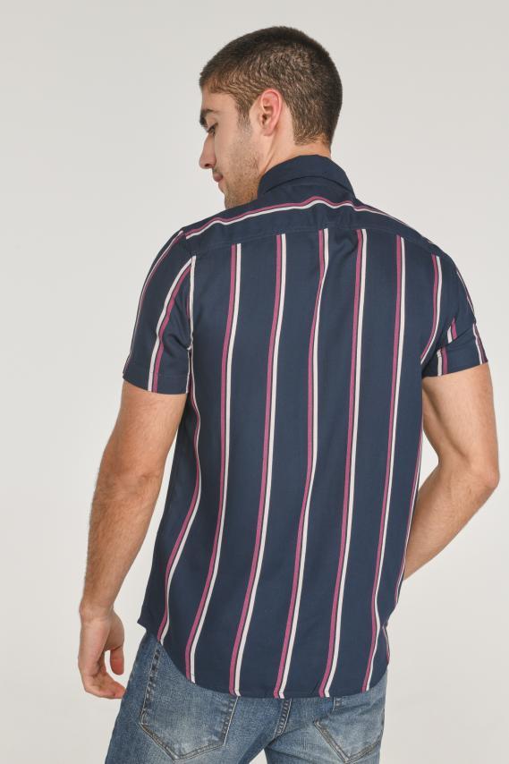 Koaj Camisa Koaj Agora Sport Collar Mc 4/19