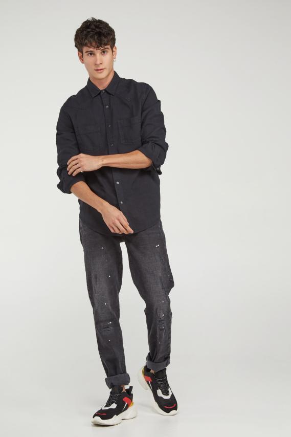 Koaj Camisa Koaj Urizio Slim M/l 4/19