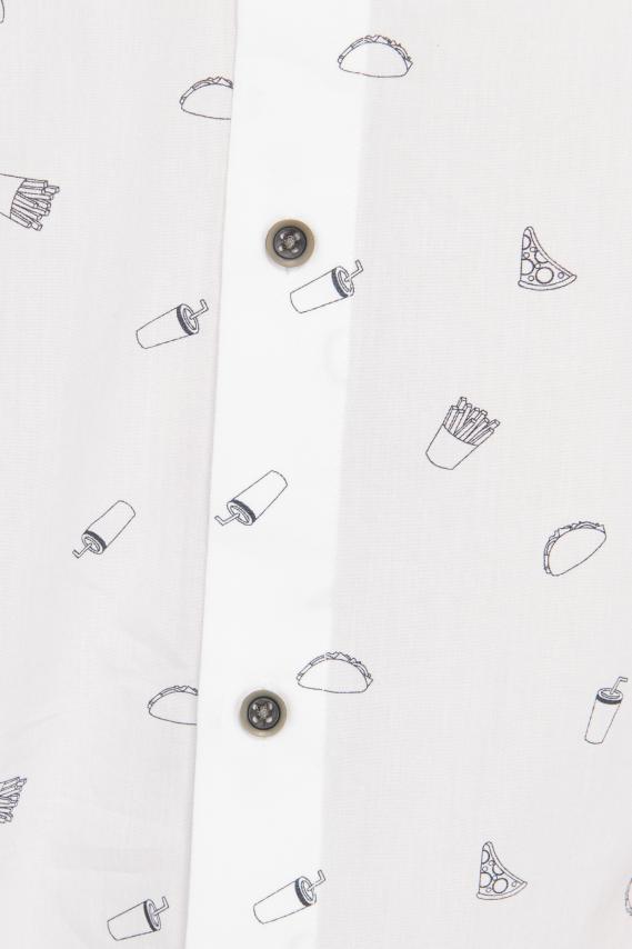 Koaj Camisa Koaj Brino Sport Collar M/c 4/19