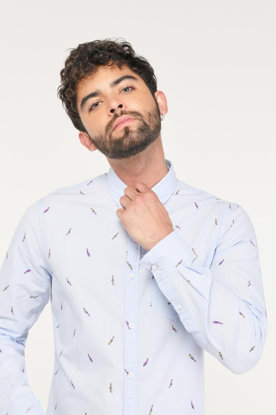 Koaj Camisa Koaj Kroket Button Down Ml 4/19