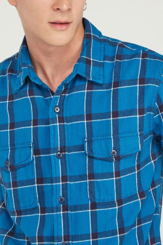 Koaj Camisa Koaj Inaro Slim M/l 4/19