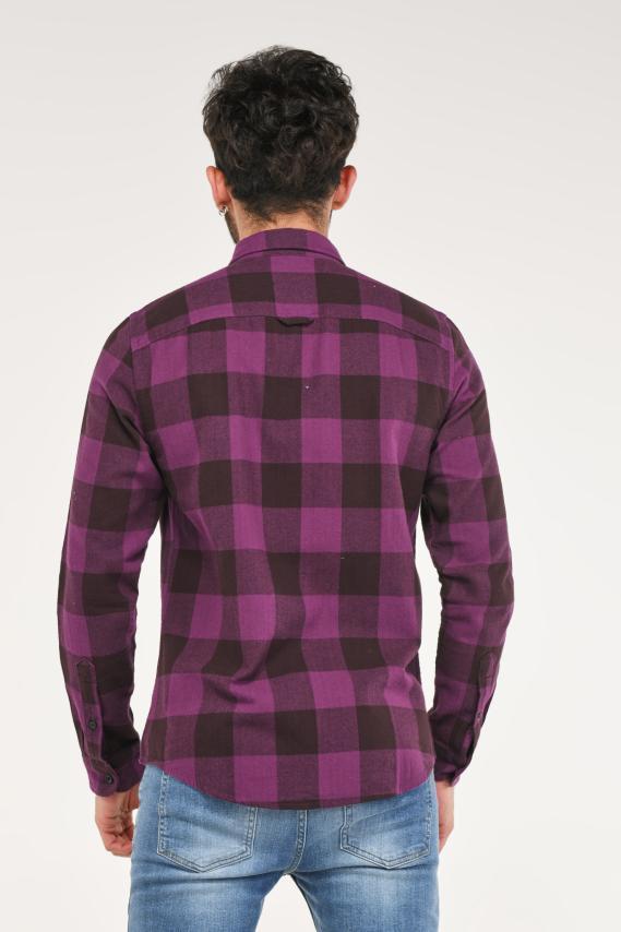 Koaj Camisa Koaj Tazary Sport Collar Ml 4/19
