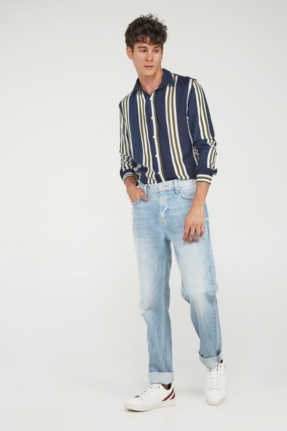 Koaj Camisa Koaj Widdo Sport Collar M/l 4/19
