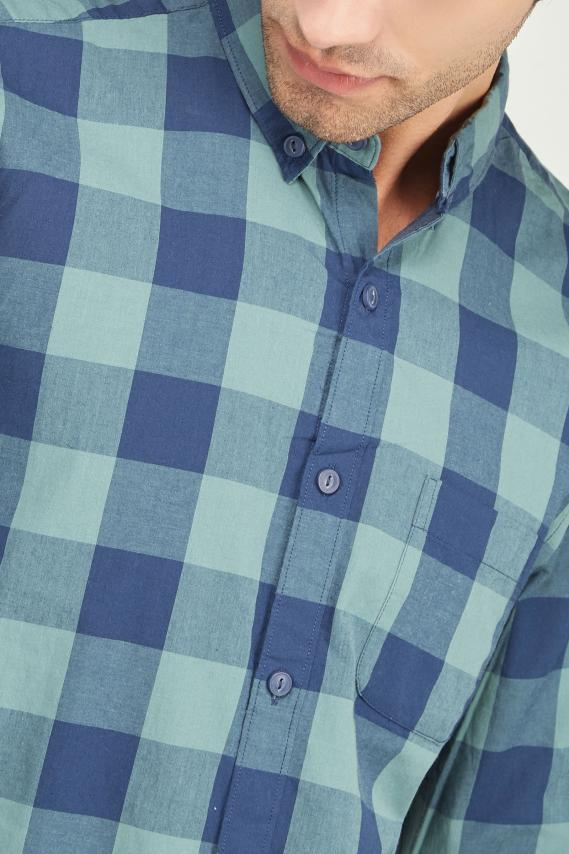 Koaj Camisa Koaj Zygor 1 Button Down Ml 1/20