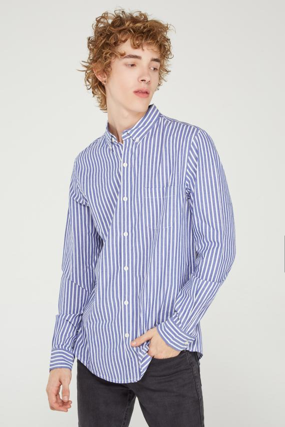 Koaj Camisa Koaj Zygor 2 Button Down Ml 1/20