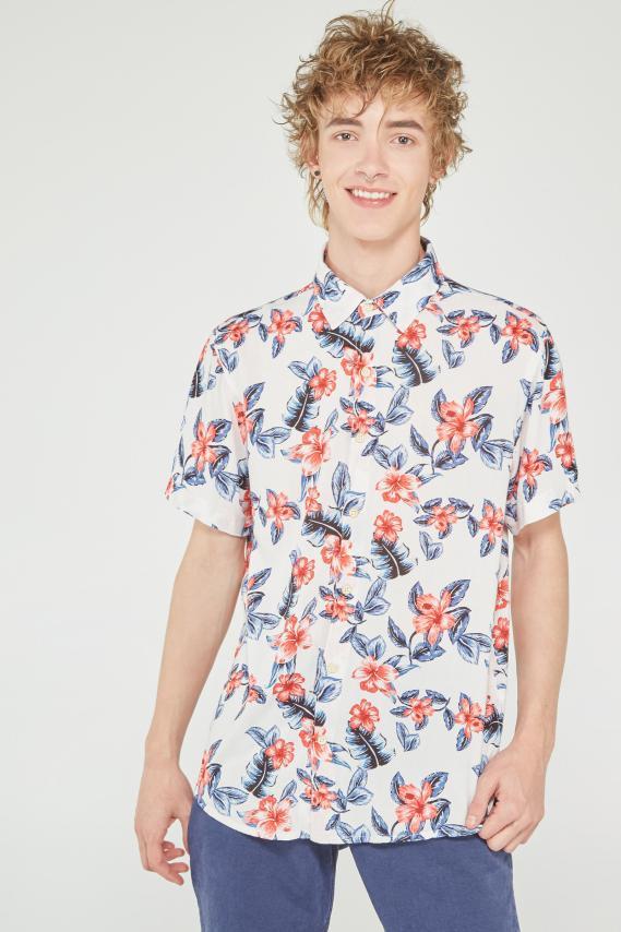 Koaj Camisa Koaj Amyn 5 Sport Collar M/c 2/20