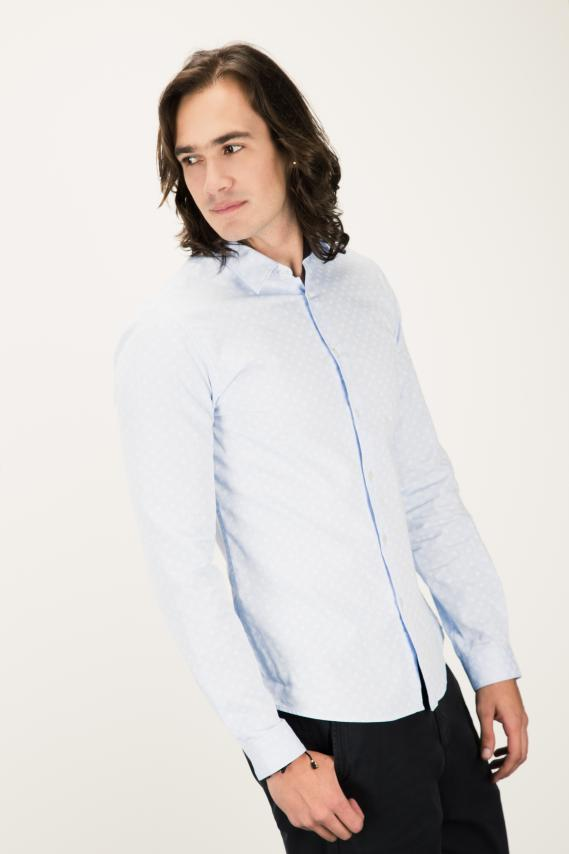 Glam Camisa Koaj Gedeon C.c With Stays Ml 1/1