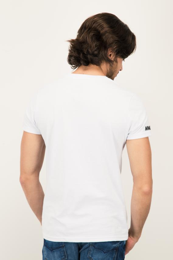 Jeanswear Camiseta Koaj Talk 1/17