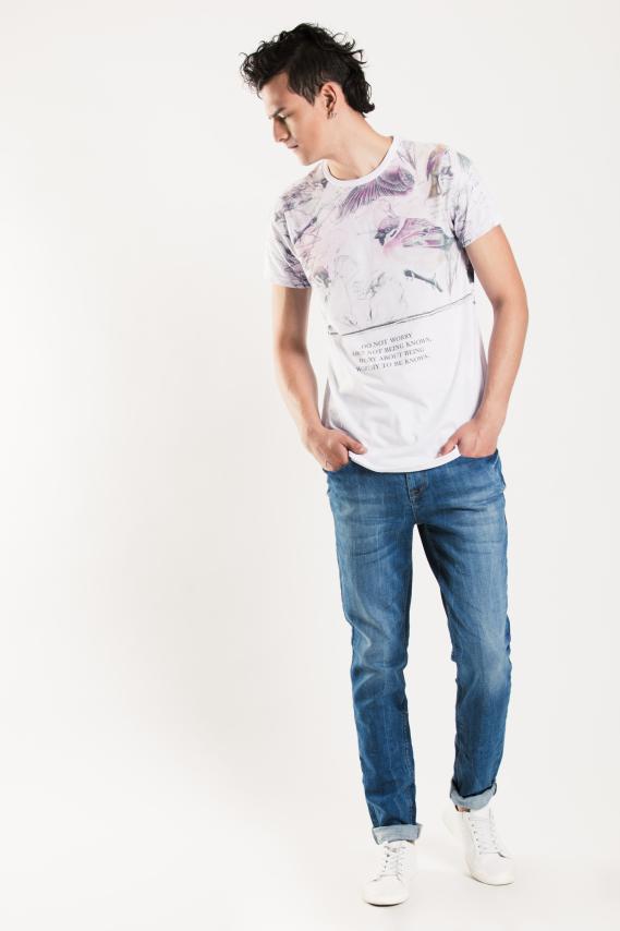 Jeanswear Camiseta Koaj Terrel 1/17
