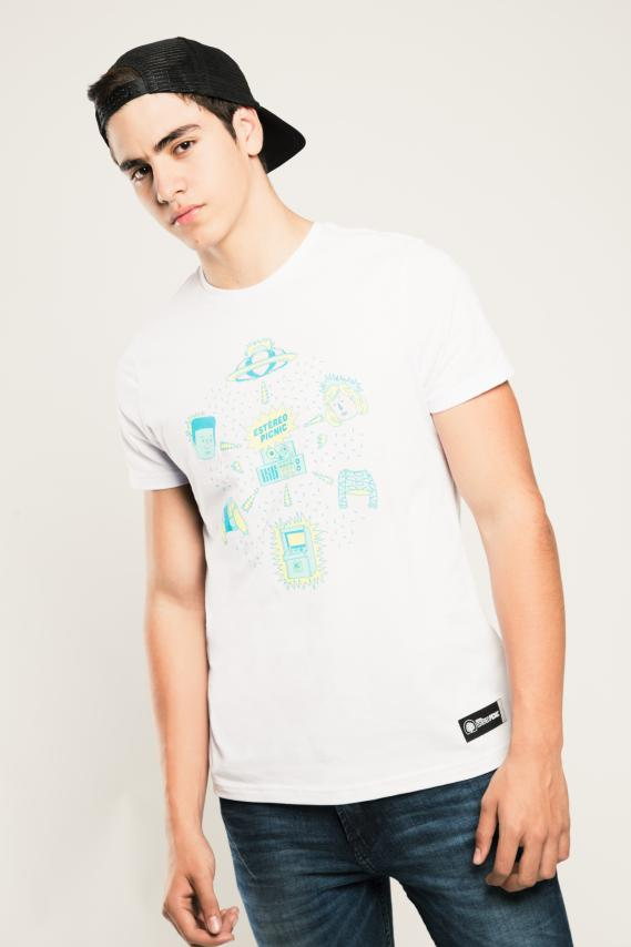 Basic Camiseta Koaj Weeknd 1b 1/17