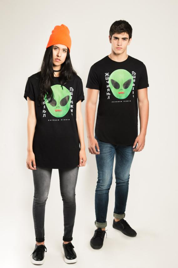 Basic Camiseta Koaj Stroke 1c 1/17