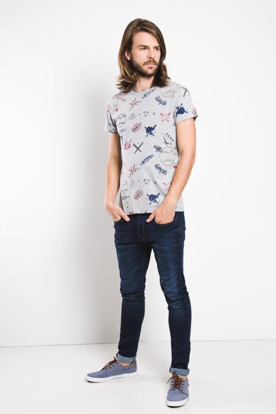 Jeanswear Camiseta Koaj Zirel 1/18