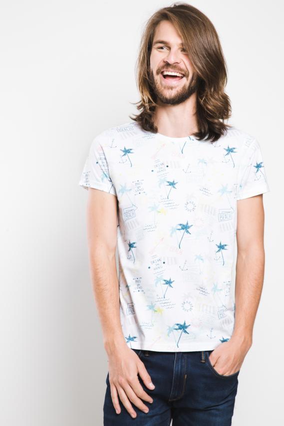 Jeanswear Camiseta Koaj Zirel 1 1/18