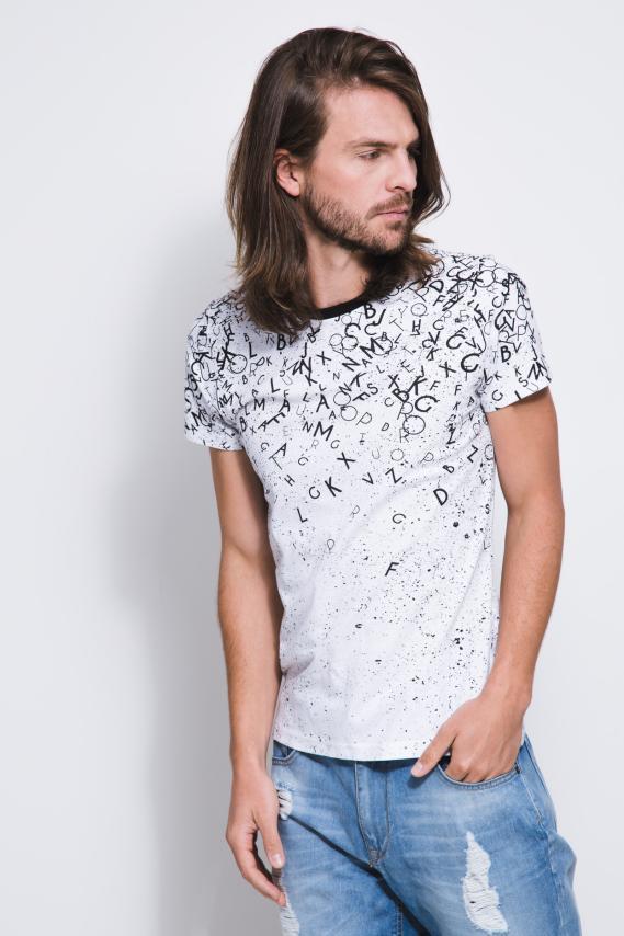 Jeanswear Camiseta Koaj Zirel 2 1/18