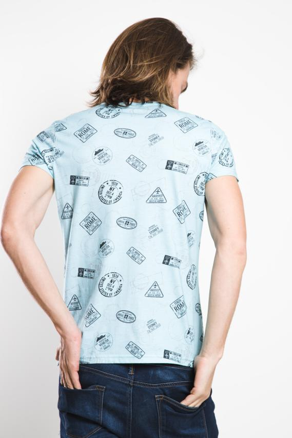 Jeanswear Camiseta Koaj Minof 1 1/18